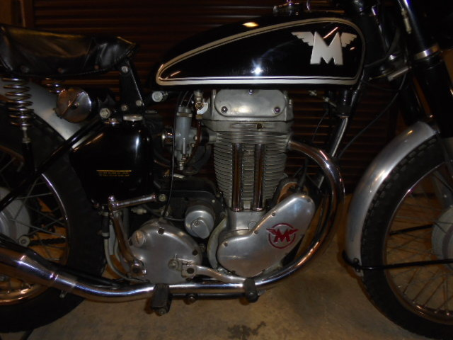 Matchless G3LC 1955 For Sale (picture 5 of 5)
