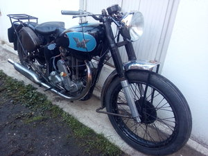 1941 matchless G3L WD.   SOLD