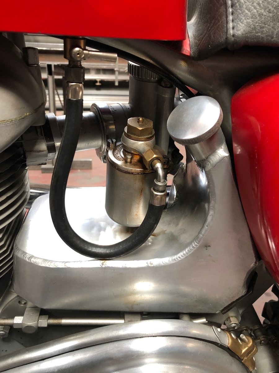1966 Matchless G85CS Brandnew For Sale (picture 5 of 6)