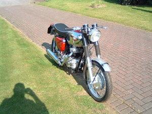Matchless G15 CSR 1965, full restoration For Sale