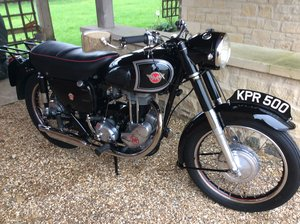1957 Matchless G3LS 350 For Sale