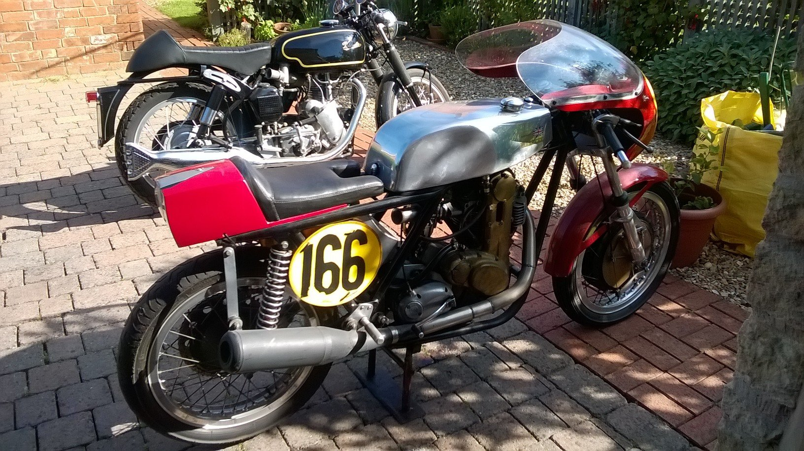 1961 Matchless G-50 Metisse Racer For Sale (picture 2 of 2)