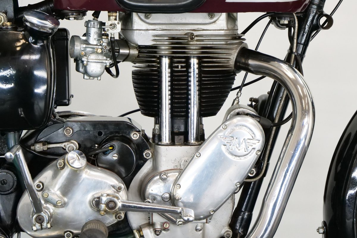 Matchless G80 1955 500cc 1 cyl ohv For Sale (picture 5 of 6)