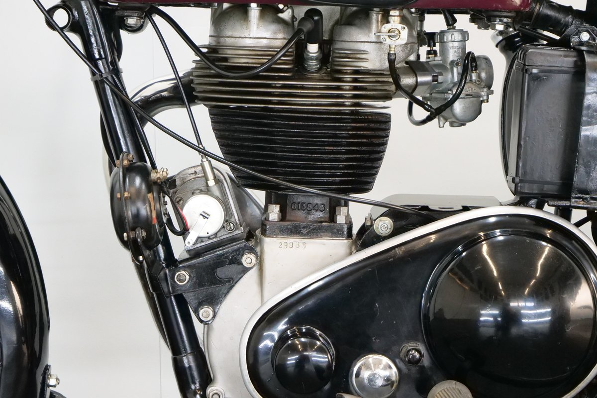 Matchless G80 1955 500cc 1 cyl ohv For Sale (picture 6 of 6)