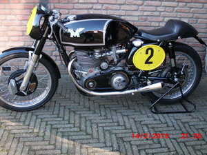 1955 Matchless g-45  For Sale