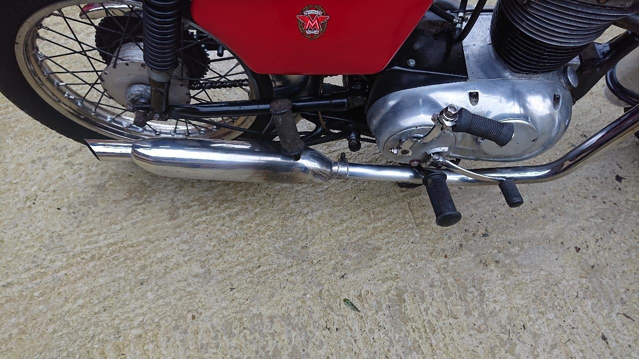 1965 Matchless 250 CSR For Sale (picture 1 of 6)