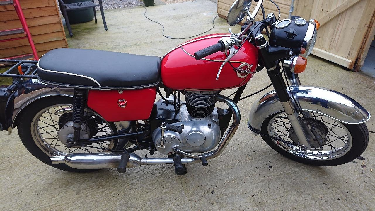 1965 Matchless 250 CSR For Sale (picture 2 of 6)