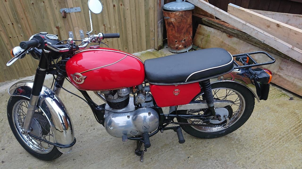 1965 Matchless 250 CSR For Sale (picture 3 of 6)