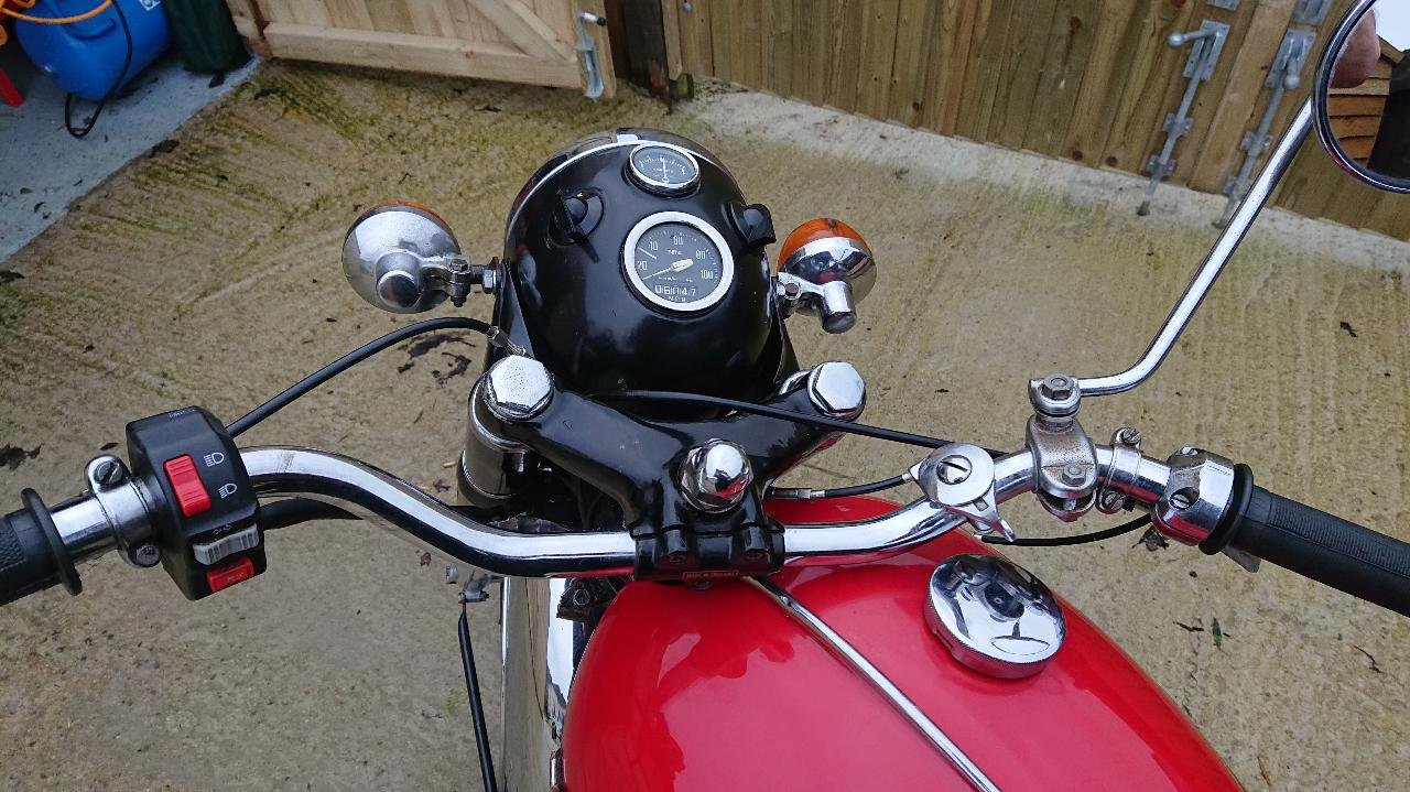 1965 Matchless 250 CSR For Sale (picture 4 of 6)