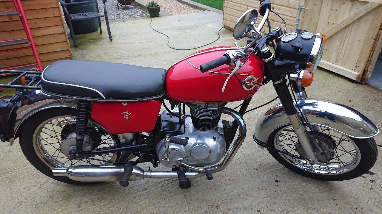 1965 Matchless 250 CSR For Sale (picture 6 of 6)