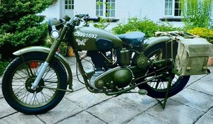 1943 Matchless G3L for auction February 15th