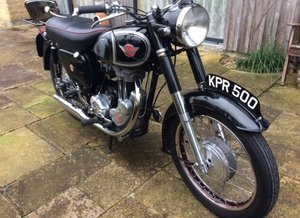 1957 !957 Matchless G3LS for auction February 15th