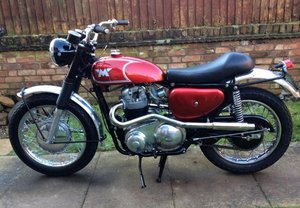1967 Matchless G15CS