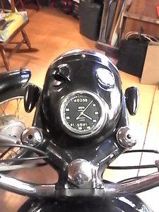 1955 Matchless 350
