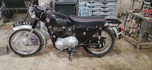 1958 Matchless G80 500cc heavyweight