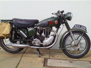 MATCHLESS G3LS AFS