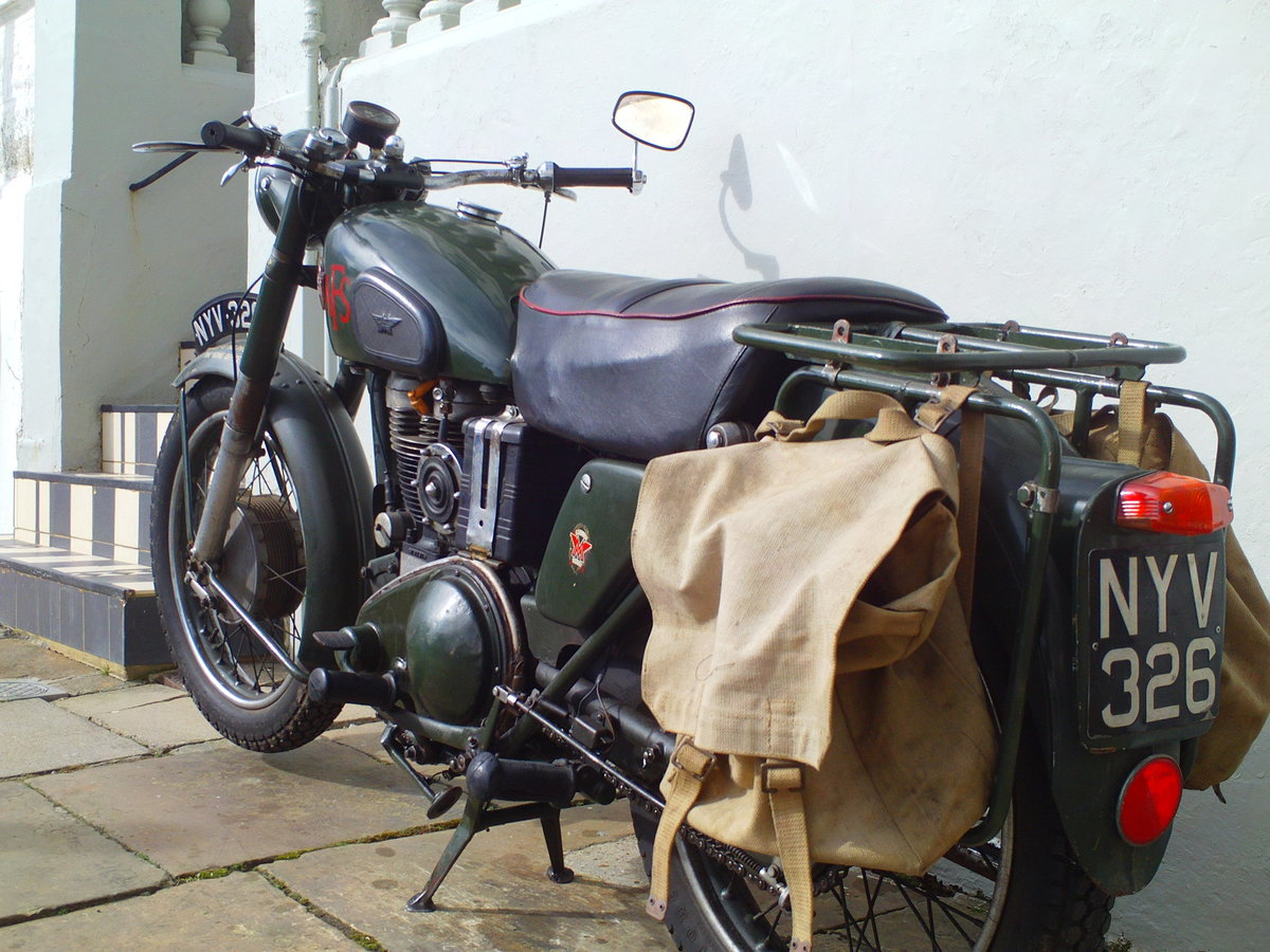 1955 MATCHLESS G3LS AFS  SOLD (picture 4 of 6)