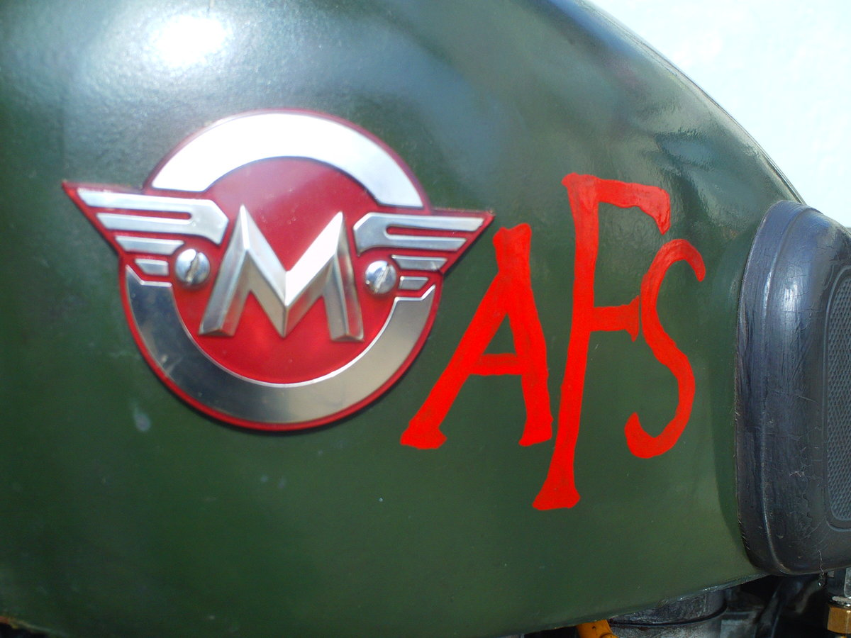 1955 MATCHLESS G3LS AFS  SOLD (picture 6 of 6)