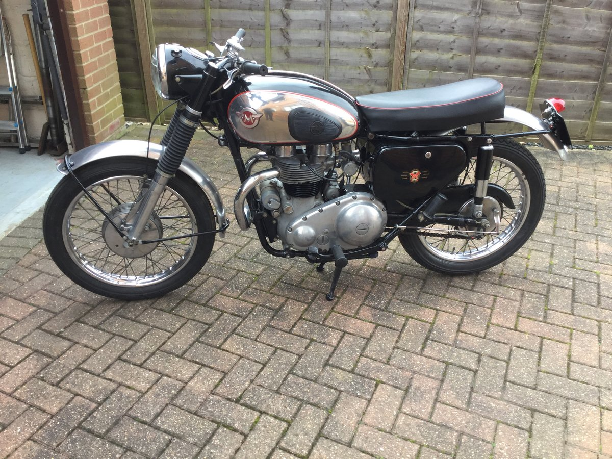 1961 Matchless g12 CSR  For Sale (picture 1 of 2)