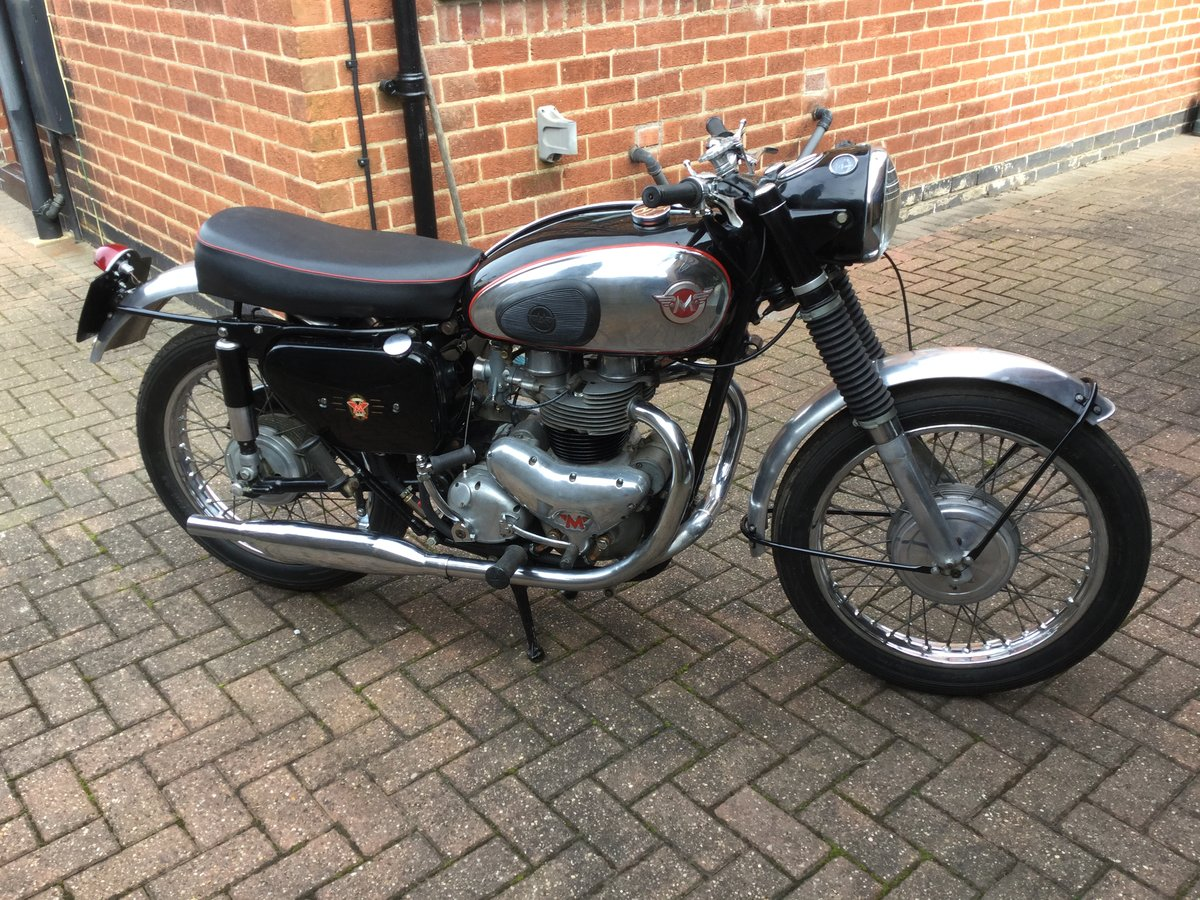 1961 Matchless g12 CSR  For Sale (picture 2 of 2)