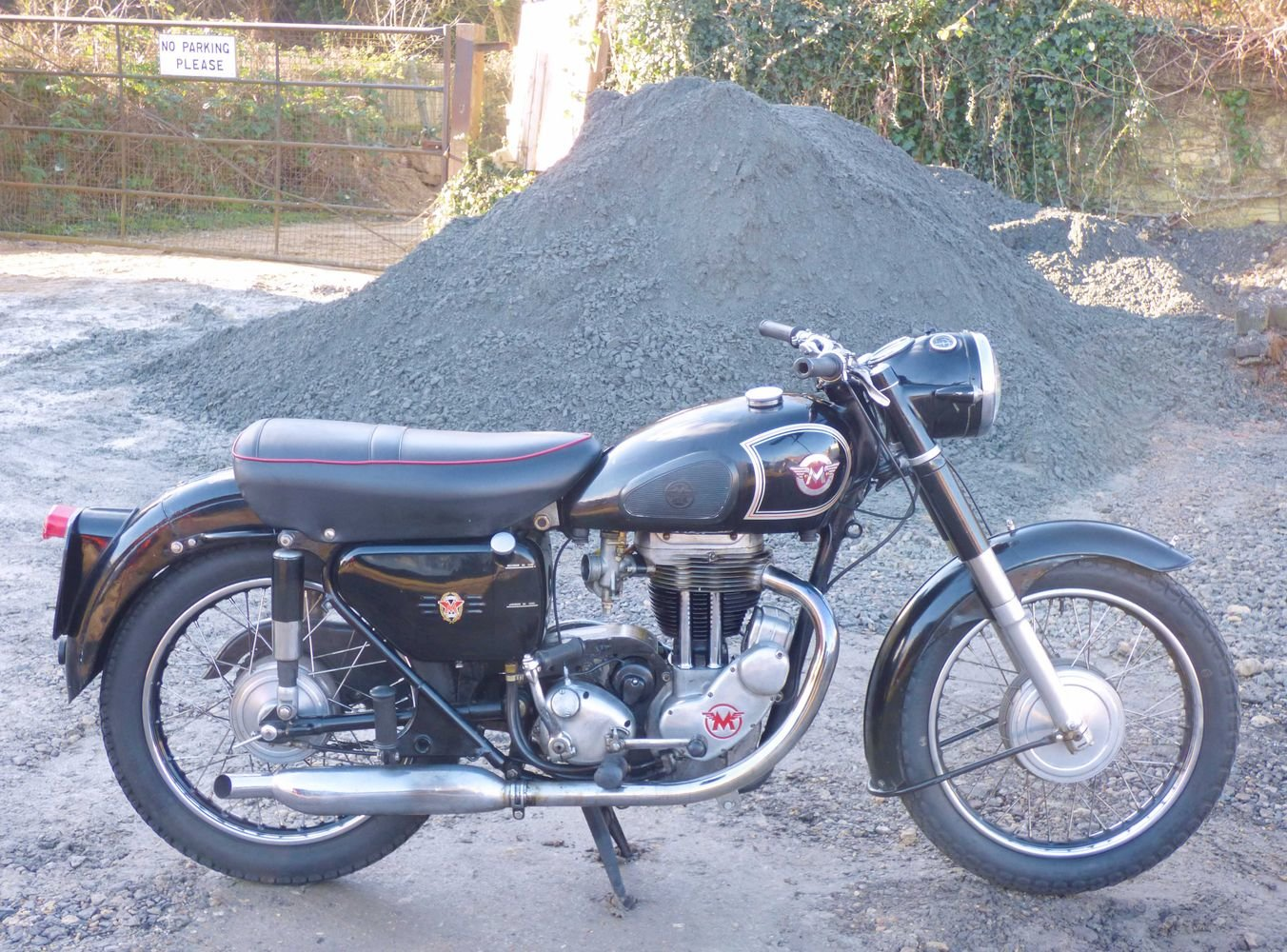1957 Matchless G80S 500cc For Sale (picture 1 of 6)