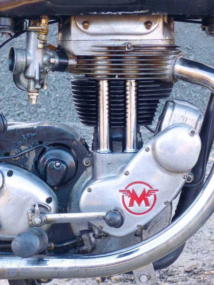 1957 Matchless G80S 500cc For Sale (picture 3 of 6)