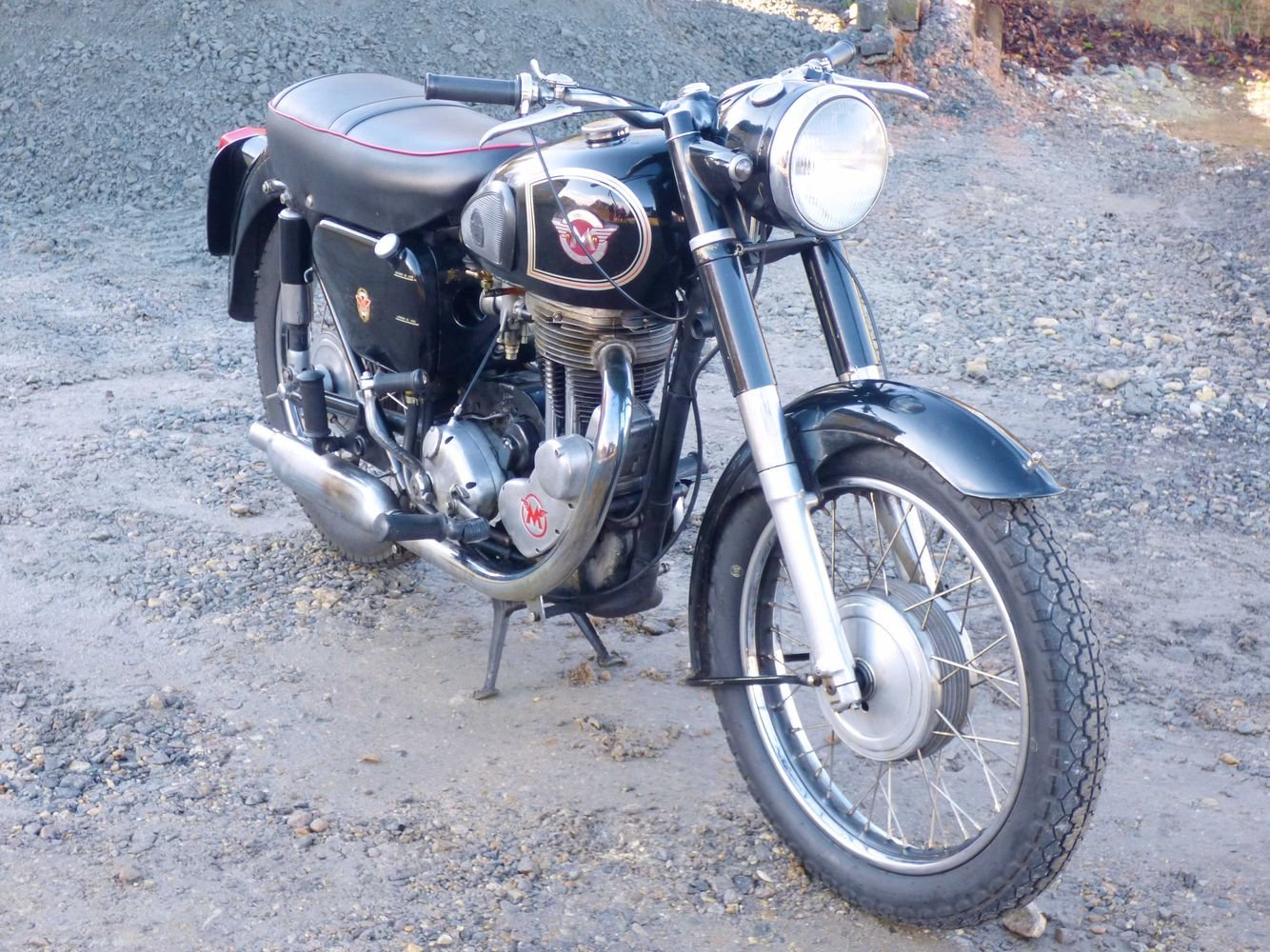 1957 Matchless G80S 500cc For Sale (picture 6 of 6)