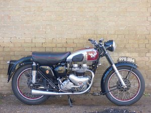 1951 Matchless G9 Clubman 500cc SOLD
