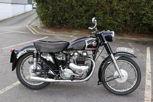 Matchless G9 500cc 1955 Pre Unit