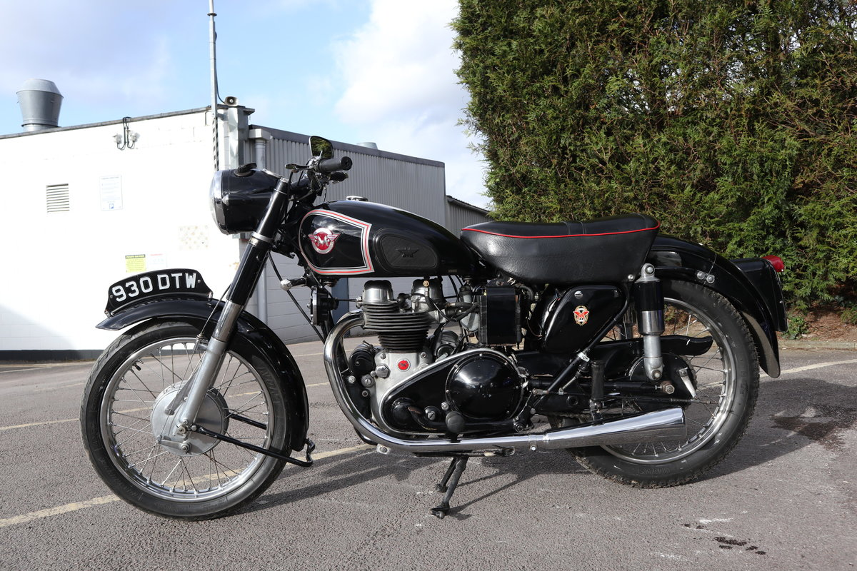 Matchless G9 500cc 1955 Pre Unit  SOLD (picture 2 of 6)