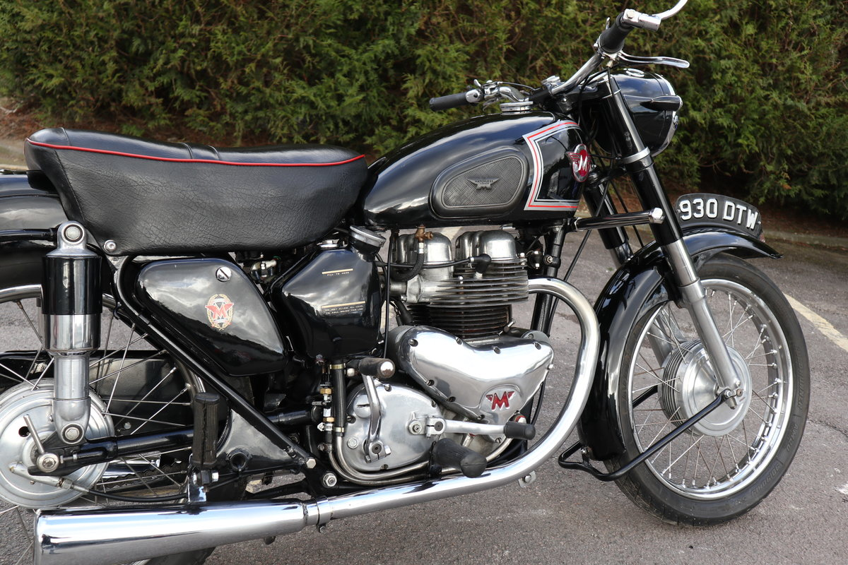 Matchless G9 500cc 1955 Pre Unit  SOLD (picture 5 of 6)