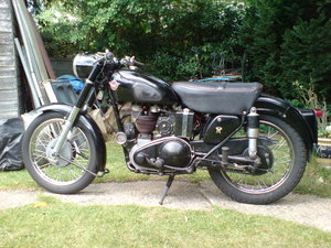 Matchless 350cc Jampot