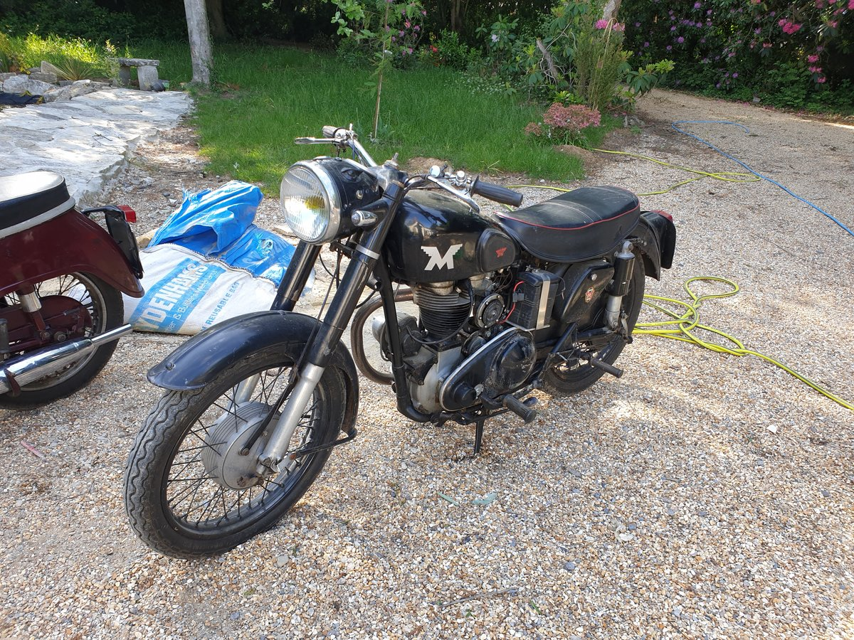 1955 Original Matchlless For Sale (picture 1 of 2)
