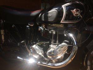Matchless 500cc G80S