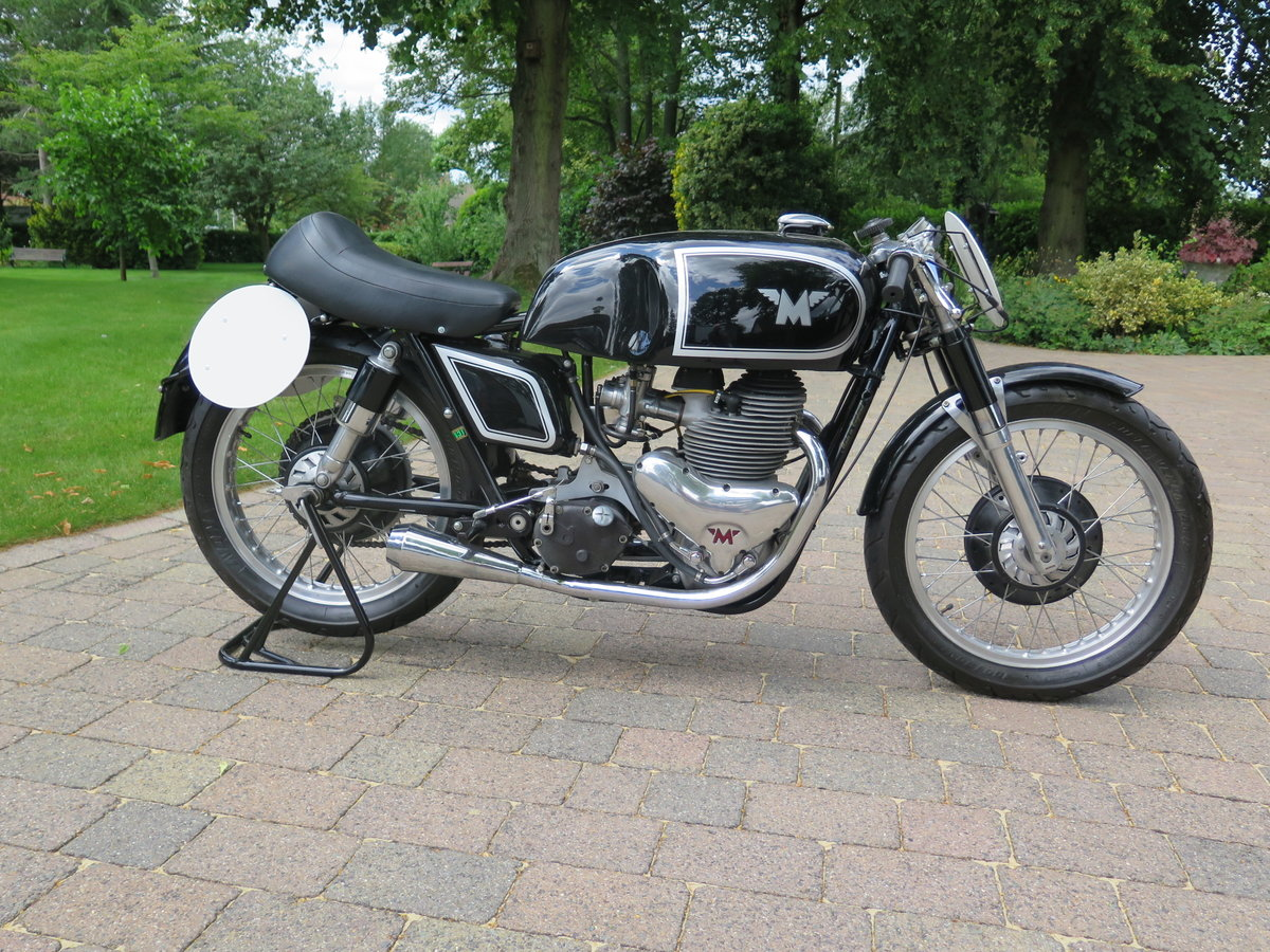 1953 Matchless G45  For Sale (picture 2 of 6)