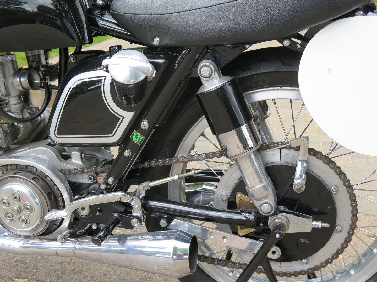 1953 Matchless G45  For Sale (picture 5 of 6)