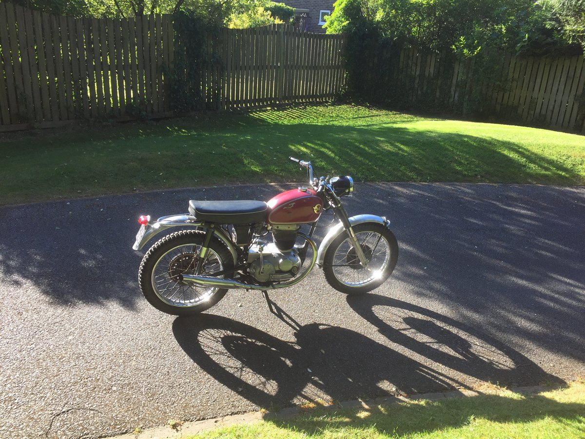 1960 Matchless 250 scrambler SOLD (picture 4 of 6)