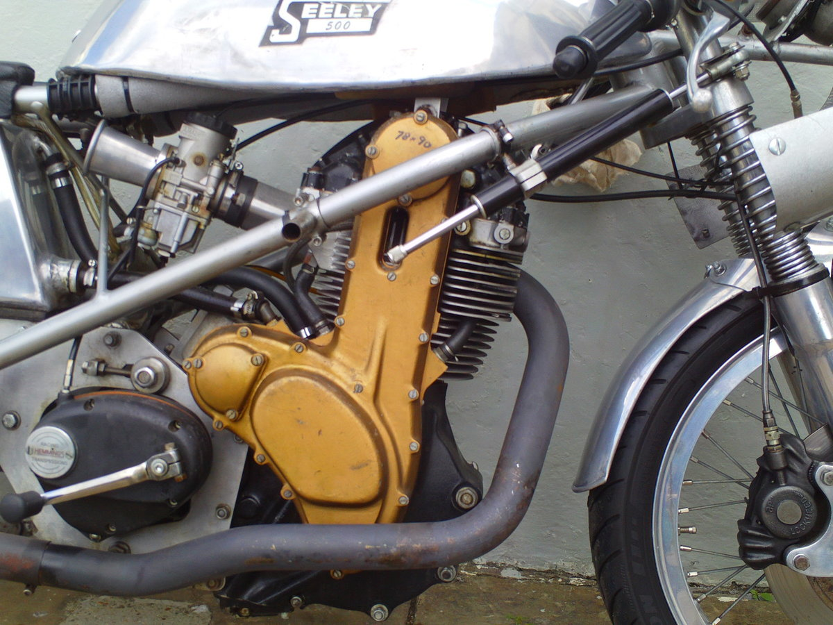 1972 MATCHLESS G50 SOLD (picture 5 of 6)