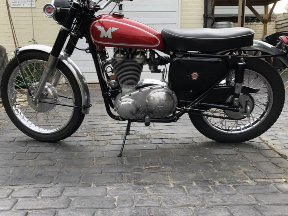 1960 Matchless G80 CS  For Sale (picture 2 of 5)