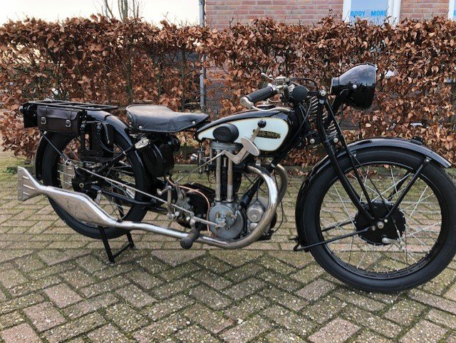 1929 MATCHLESS R/3 250 2-PORT SPORTS For Sale (picture 1 of 6)