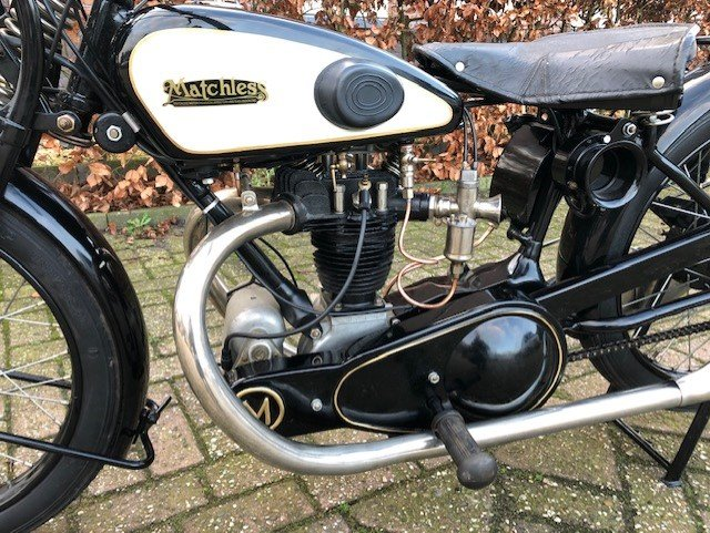1929 MATCHLESS R/3 250 2-PORT SPORTS For Sale (picture 3 of 6)