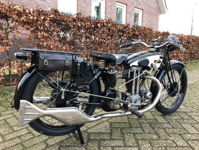 1929 MATCHLESS R/3 250 2-PORT SPORTS For Sale (picture 6 of 6)