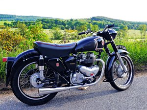 Matchless G9 twin