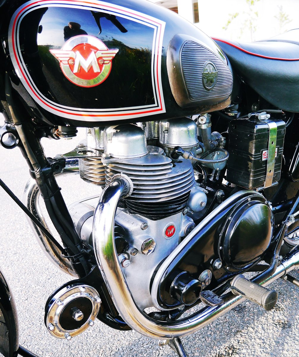 1955 Matchless G9 twin  For Sale (picture 4 of 6)