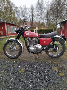 1959 Matchless G80CS
