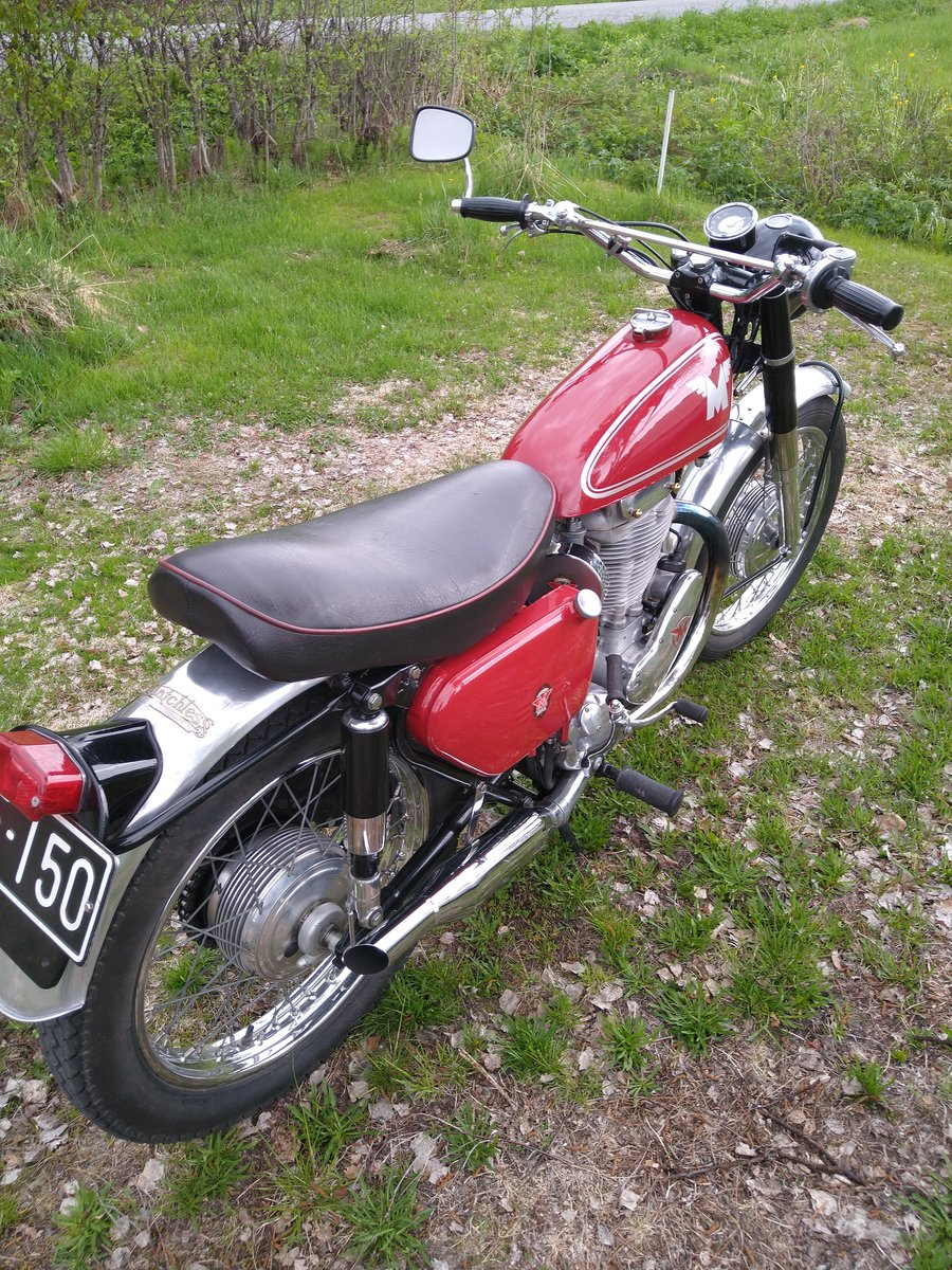 1959 Matchless G80CS For Sale (picture 3 of 6)