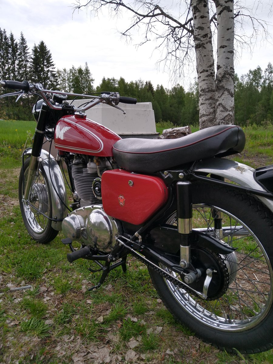 1959 Matchless G80CS For Sale (picture 4 of 6)