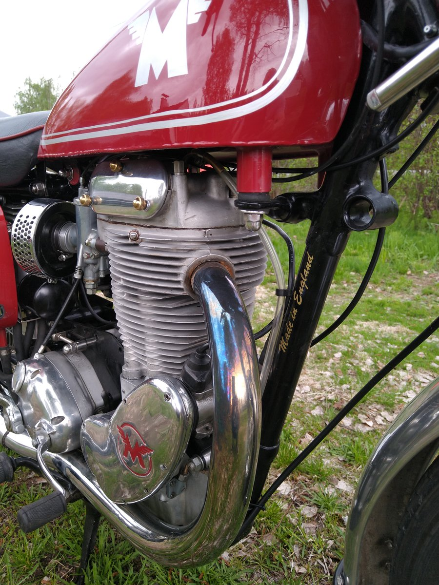 1959 Matchless G80CS For Sale (picture 5 of 6)