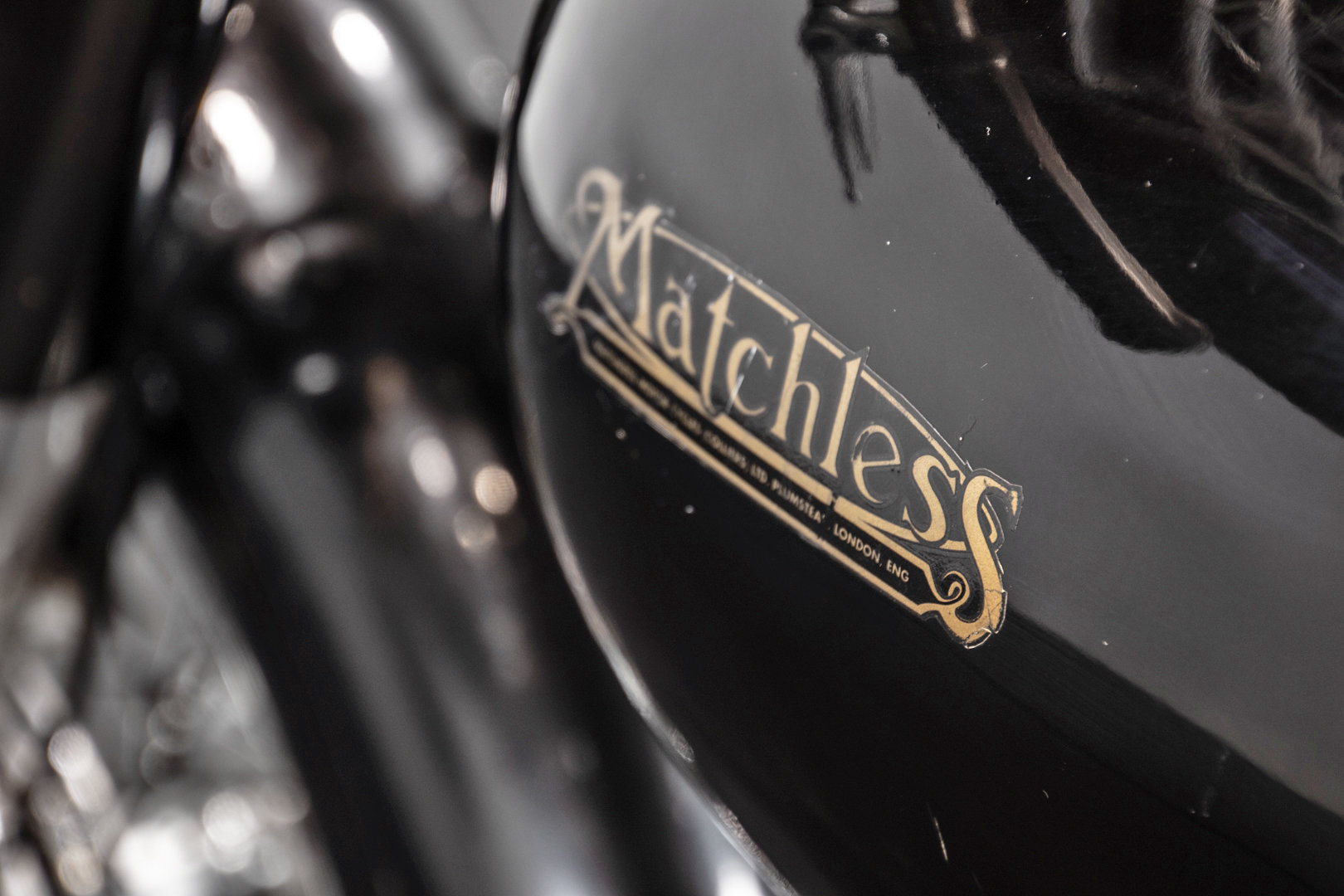 MATCHLESS - 500 - 1947 For Sale (picture 6 of 6)