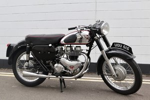 1959 Matchless G9 500cc In Excellent Restored Condition - £5